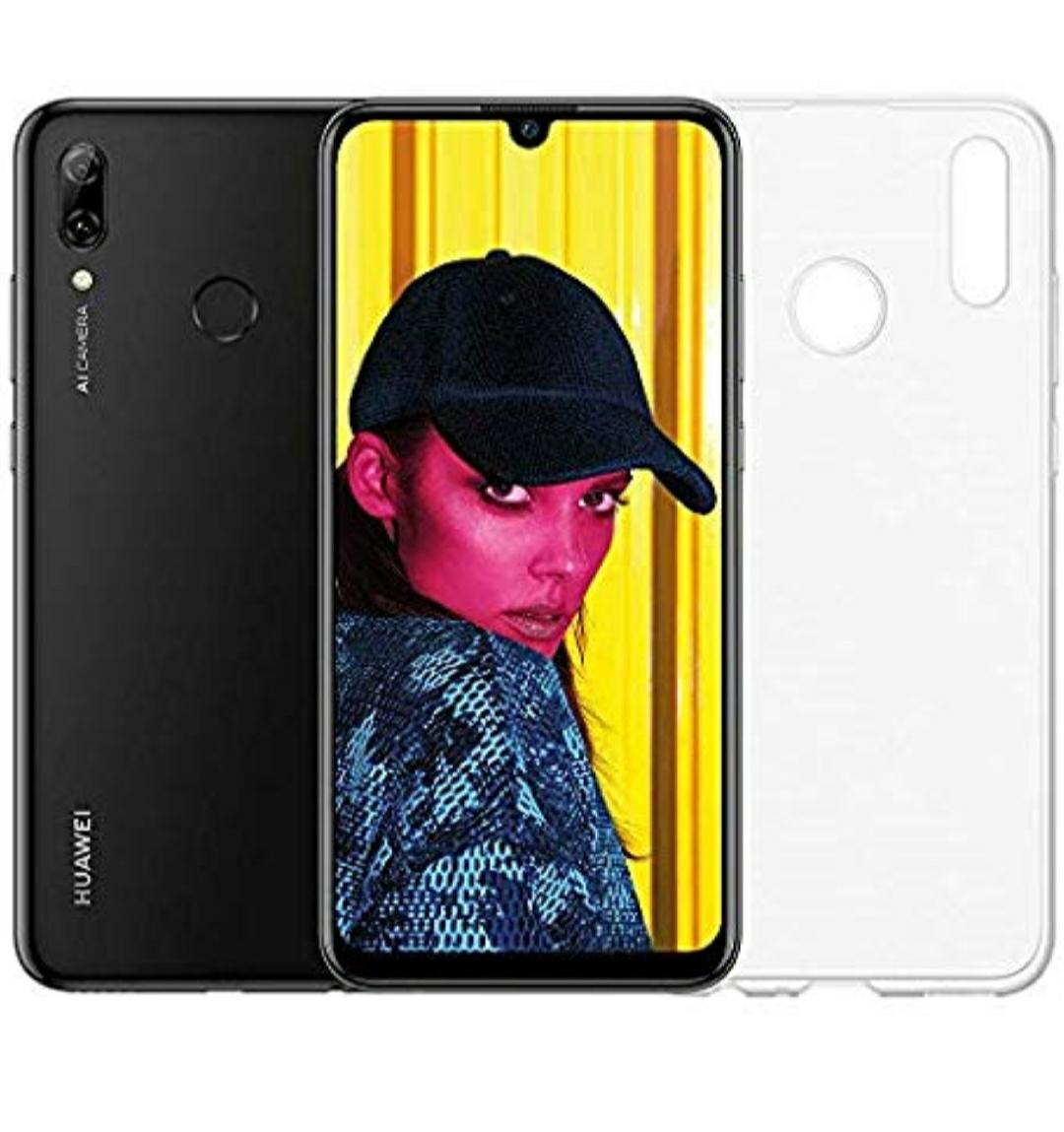 Huawei Psmart 2019 (Black) 64GB/3GB + Free transparent cover £154 Fee Free / £160 @ Amazon Italy