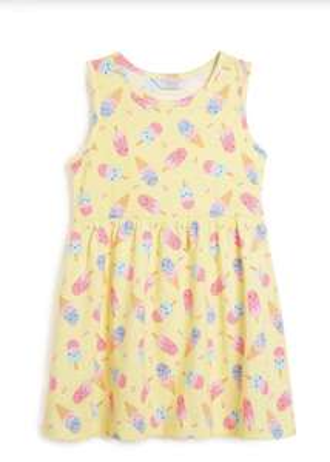Cotton summer dresses £2.50 in store @ Primark