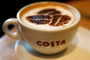 Free Costa coffee from Very Me Rewards
