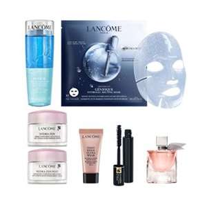 Buy 2 Lancôme items at Boots & Get a free gift worth £80 + 15% off
