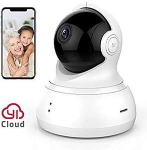 YI Home Camera 360 Degree Security Surveillance 720p £23.99 @ Amazon sold by YI official store FBA