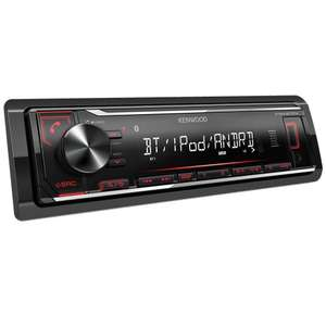 Kenwood KMM-BT204 Bluetooth car stereo £44.44 @ Amazon warehouse (Used - Very Good)
