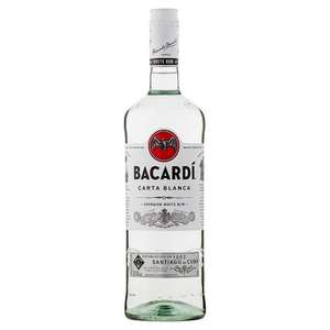 Barcardi , Gordon's , Smirnoff 1L £16 at Tesco
