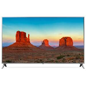 "LG 70UK6500PLA 70"" ULTRA HD 4K Smart TV with 5 Year Cover / Wi-Fi / 4x HDMI / 2x USB £849 with code @ Cramptonandmoore / eBay"