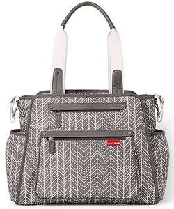 Skip Hop grand central take-it-all changing bag at mothercare - £45