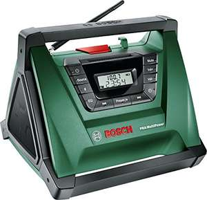 Bosch PRA Multi Power Cordless Portable Radio - £44 @ B&Q (Loughborough Store)