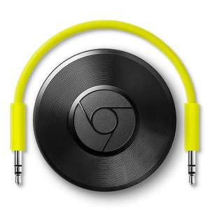 Google Chromecast Audio - 3 for £38 (£12.67 each) delivered @ MyMemory