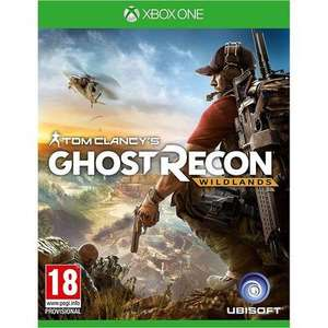 [Xbox One] Tom Clancy's Ghost Recon: Wildlands - £6.92 (Pre-owned) - Music Magpie