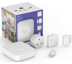 Samsung SmartThings Starter Kit - White rrp £199.99 now £93.10 delivered at Amazon