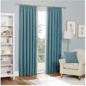 70 -75% Off Selected Curtains - Prices from £12 + Free C+C @ Julian Charles eg Emperor Chenille was from £70 now from £21