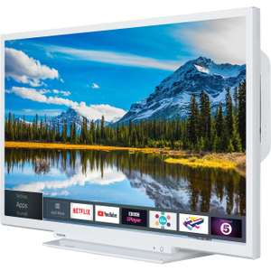 "Toshiba 32D3864DB 32"" Smart with Freeview Play TV/DVD Combi £189.05 (using code) @ AO"