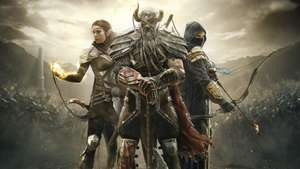 The Elder Scrolls Online + Prologquest to Elsweyr (PC & PS4 & Xbox One) Free Play from March 28th to April 3rd