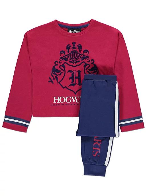 Harry Potter Hogwarts Pyjamas Set from £5 @ George (Free C&C)