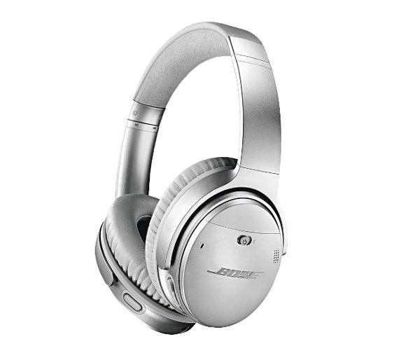Bose® QuietComfort® 35 II Noise Cancelling Wireless Headphones in Silver / Black £278 @ Electric shop