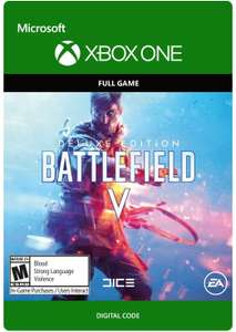 Battlefield V 5 Deluxe Edition Xbox One £17.99 / £17.45 with FB code  CDKeys