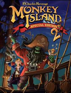 Monkey Island 2:SE £2.70 (with gold) Xbox one BC @ Microsoft store