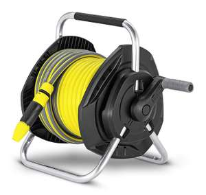 Karcher HR4525 Hose Pipe Reel Set 25m for £15 @ Wickes (also Webb 40cm Petrol Rotary Lawnmower for £50)