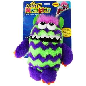 Large Worry Monster £5.60 C+C w/code @ The Works