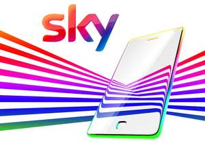 8GB data, unlimited calls and texts £10 p/m 12 months £120 @ Sky Mobile