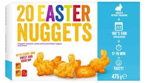 In-store Lidl Easter Nuggets - 475g for £2.40