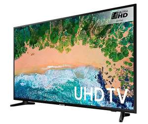 "SAMSUNG UE50NU7020 50"" Ultra HD Smart 4K HDR TV 2 HDMI £341.10 / SAMSUNG UE49NU7100 49'' SMART 4K UHD TV 3 HDMI £350.10 with code @ C&M Ebay"