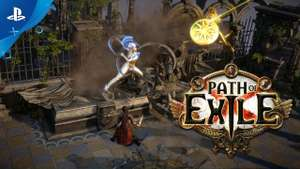 Path Of Exile - now Free to Play, plus Free DLC @ PlayStation Network
