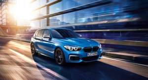 BMW M140i Shadow Edition 5-door Sports Hatch AUTO £379 deposit/47 x £379 pm (Optional final payment of £13,761.23 to keep the car) @ Bowker