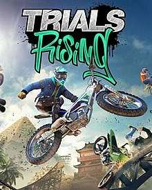 Trials Rising PS4 £15.20 from PlayStation PSN Store US