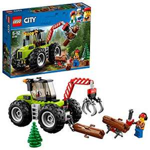 LEGO 60181 City Great Vehicles Forest Tractor Toy £11.50 @ Amazon