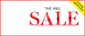 M&S Sale upto 70% off from wed 27th March 2019 (Instore & online)