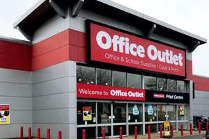 Office Outlet has gone into administration (save up to 50%)