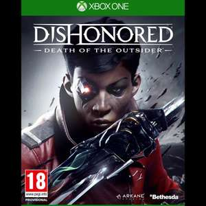 Dishonored: Death Of The Outsider Xbox One £4.99 @ Game