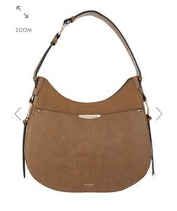 Accessorize - Laila Brown Tan Bag - £8.40 With Code (Free Click and Collect)