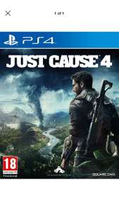 Just Cause 4 (PS4) - £18.99 @ eBay / Boomerang Rentals - used/very good