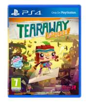 PS4 Tearaway Unfolded, New - £2.99 @ GAME (+£1.95 P&P or check stock in store)