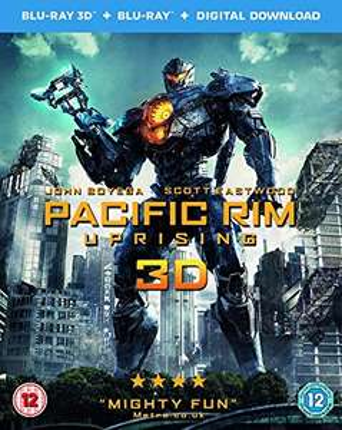 Pacific Rim Uprising(Atmos) - 3D Blu-Ray Digital Download - £4.99 + £2.99 delivery (Non Prime) @ Amazon