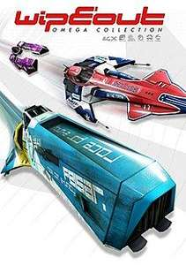 Wipeout Omega - £5.90 @ PSN Indonesia Store