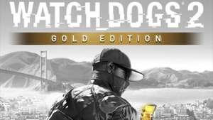Watch_Dogs 2 - Gold Edition PC UPlay £10.79 with code @ Fanatical