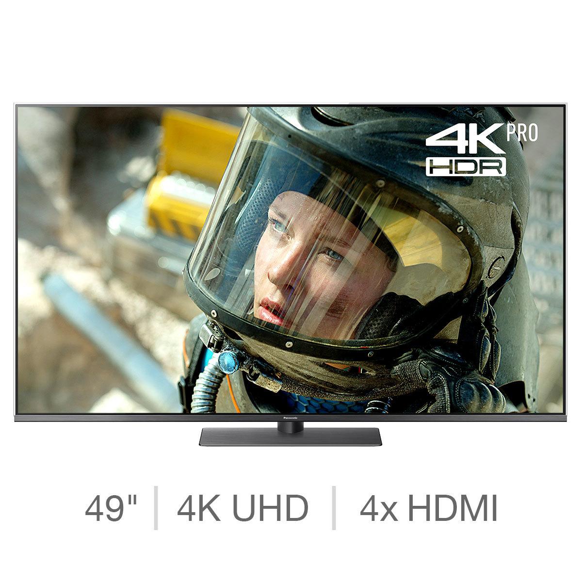 Panasonic 49FX750B 49 Inch 4K Ultra HD TV £649 @ Costco