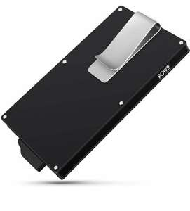 POWR RFID CARD HOLDER £5.99 Prime / + £4.49 non Prime - Sold by POWR LTD and Fulfilled by Amazon