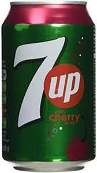 7 up Cherry 4 X 330 Mls £1 @ Poundstretcher