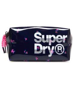 Super Dry Jelly Bag, Now £7.50, Was £14.99 @ Superdry Free Del. & Free C&C
