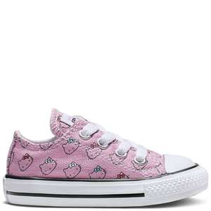 40% off Hello Kitty Styles with code T-shirts were £20 now £12, Kids All Star Low £18 + £5.50 del @ Converse