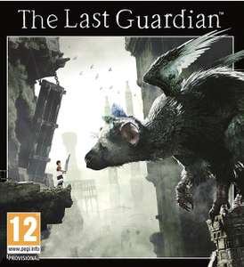 The Last Guardian™ £11.49 (with ps plus) £12.99 (without) @ PlayStation store