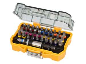 Dewalt Screwdriver Bit Set 32 Piece - £8.99 @ Powertoolmate + free standard delivery