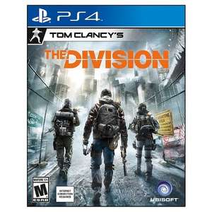 Tom Clancy's The Division (PS4 + Xbox One) | £6.99 (£1.95 delivery or FREE C&C) | @ GAME.co.uk