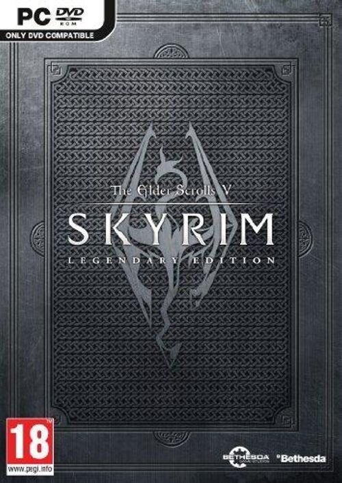 The Elder Scrolls V 5: Skyrim Legendary Edition (PC Steam) @cdkeys