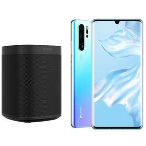 Huawei P30 £36 a month (24 months) 30GB data/unlimited calls.with EE Free Sonos 1 & 6 months BT Sport & Apple music £864 @ Buy Mobiles