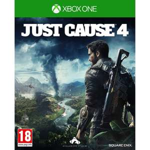 Just Cause 4 (Xbox One) for £19.99 delivered @ Smyths / Argos / Currys