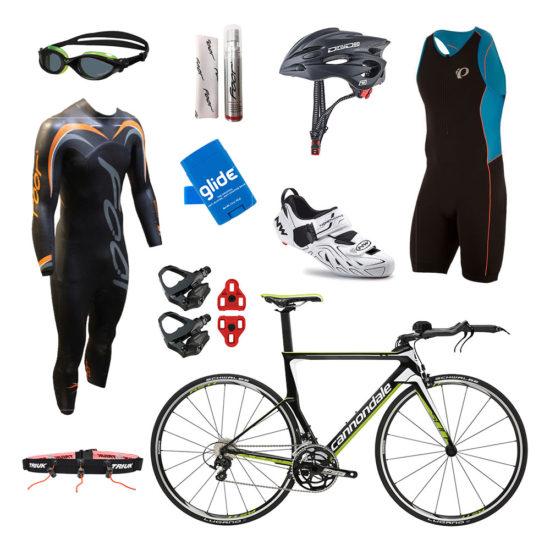 Cannondale Slice 105 Triathlon Package £1200 @ TRIUK